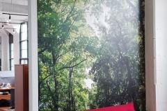 Murale, photo libre de droits forêt
