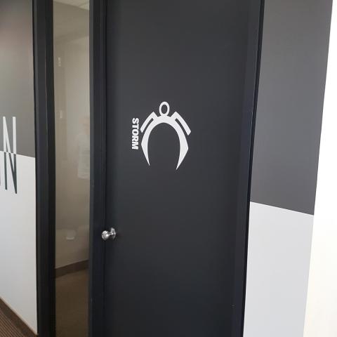 Signalisation des portes